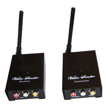 Wireless video transmitter