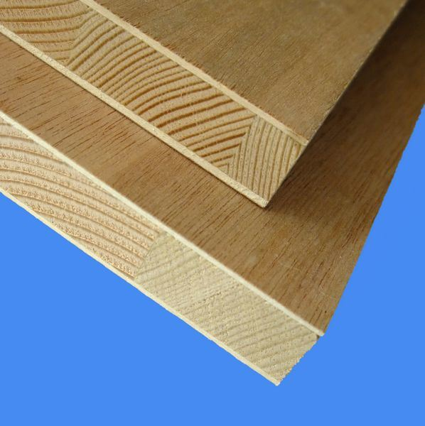 Laminboard Board Block ~ China finger joint pine block board plywood with okume