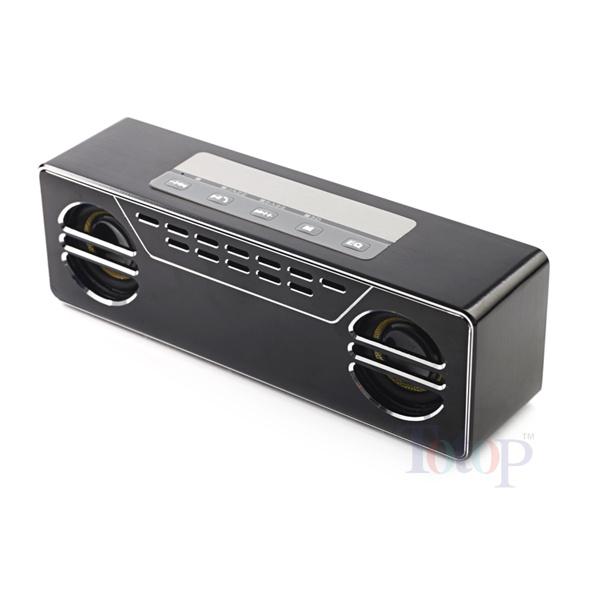 Double Loudspeaker New Bluetooth Speaker EQ Wireless Speaker