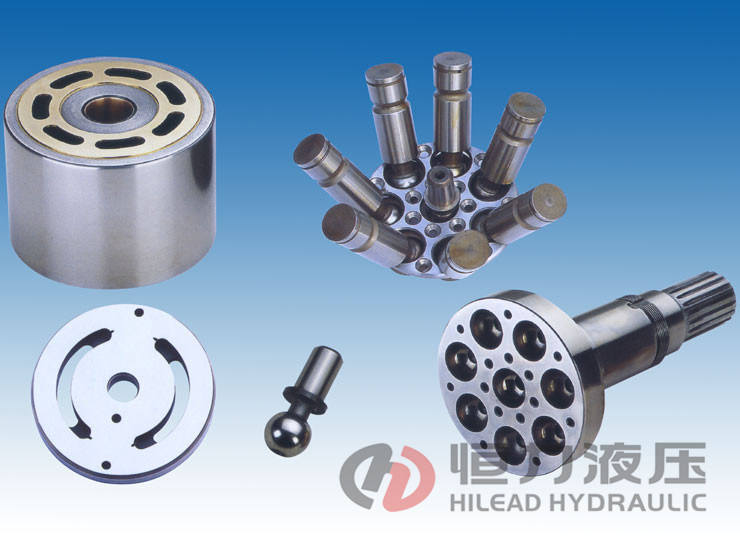 Kyb87 Hydraulic Piston Pump Spare Parts