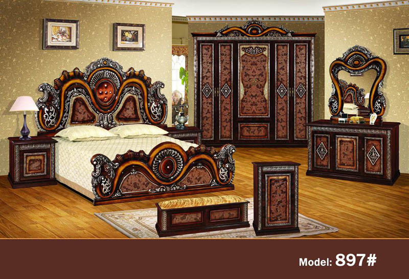 China Bedroom Sets KW 897 China Bedroom Sets Furniture Bedroom
