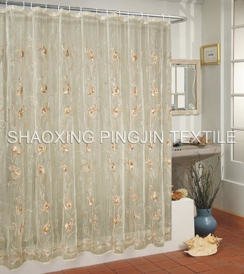 Shower Curtains With Valances Shower Curtains with Drapes