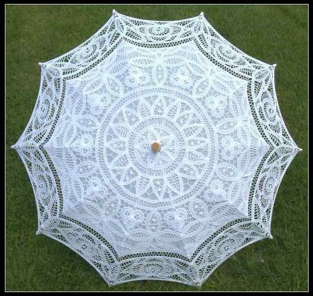 Wedding Lace Parasol