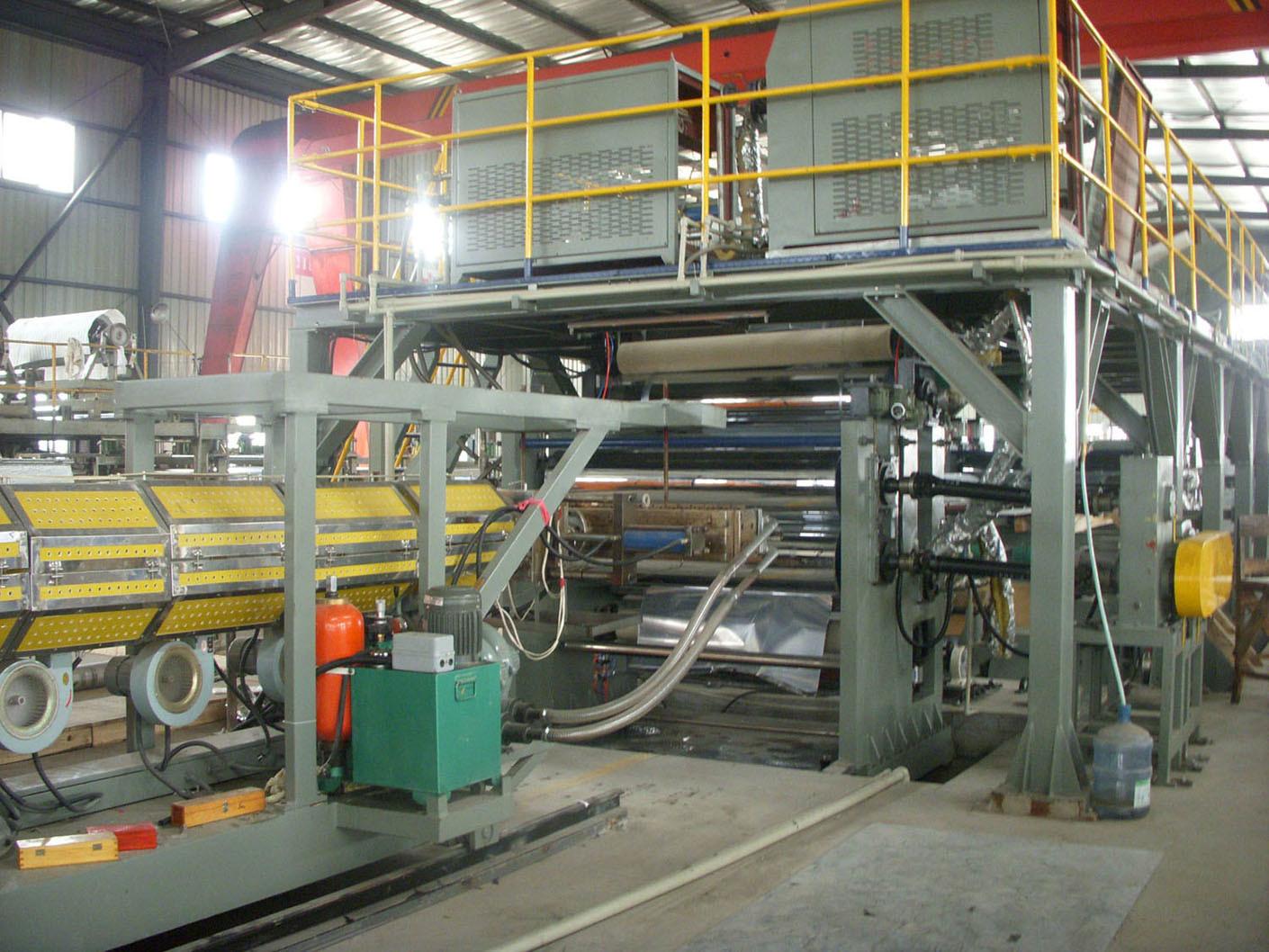Aluminum Composite Panel Manufacturers : China aluminum plastic composite panel manufacturing line