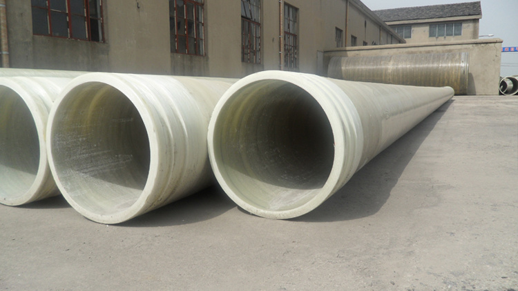 China frp grp pipe frpm i dn