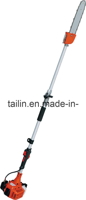 poulan electric pole saw manual