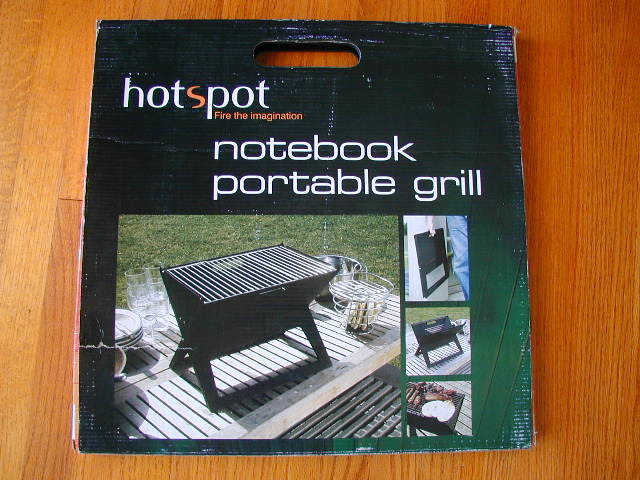 china portable notebook grill china steel notebook. Black Bedroom Furniture Sets. Home Design Ideas