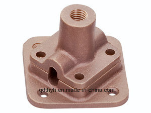 China OEM Custom Bronze Casting with CNC Machining