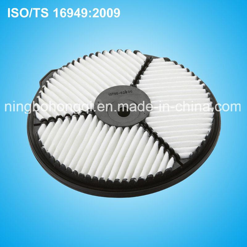Best Price and Quality 13780-62b00, C2428, Ca5524 Auto Filter for Suzuki