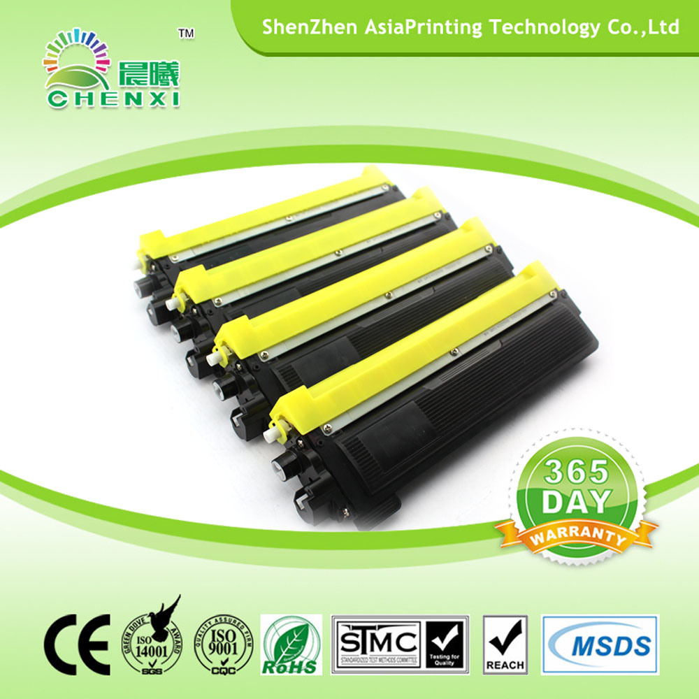 Compatible Color Toner Cartridge for Brother Tn210 Tn230 Tn240 Tn270 Tn290