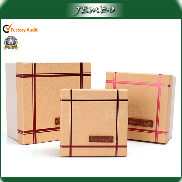 Customized Design Wholesale Manufacturer Square Paper Gift Boxes