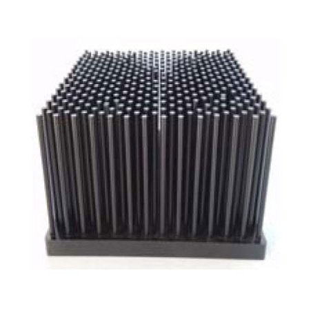 Cold Forged Aluminum Square LED Heat Sink