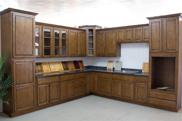 American Solid Birch Cabinet