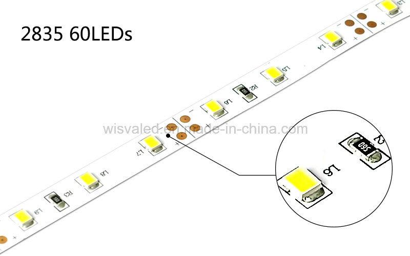 High CRI Ture Color 2835 CRI 90 LED Strip