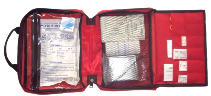 Popular Travel First Aid Kit (HS-030)