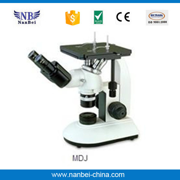 Desktop Lab Metallurgical Microscope for Sale