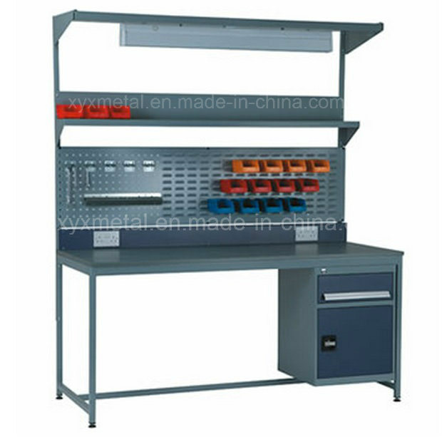 Industrial Workshop Metal Work Table Work Bench