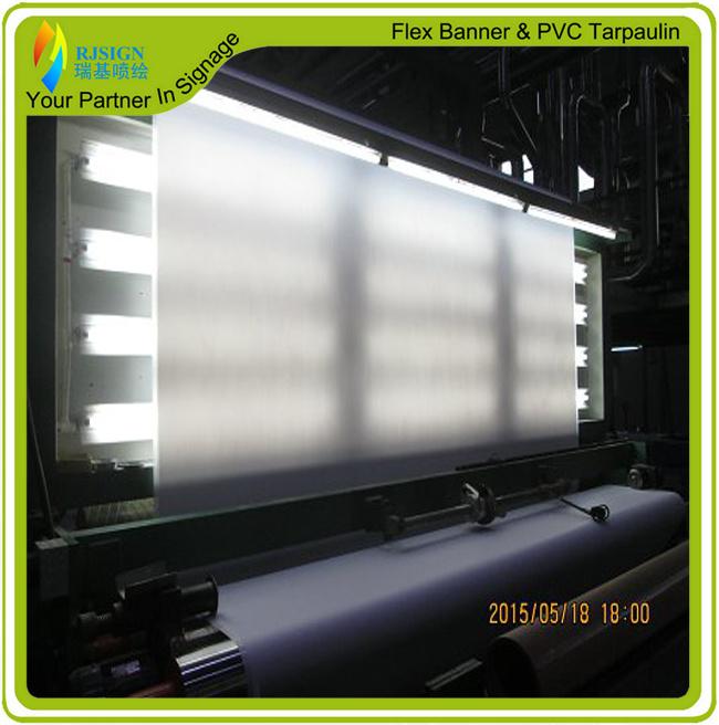 10oz PVC Frontlit Flex Banner for Outdoor Advertising