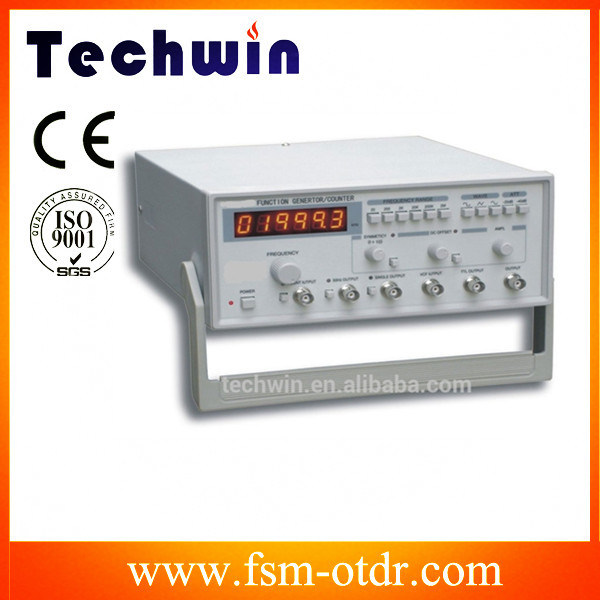 Techwin Multiwaveforms Frequency Agile Function Signal Generator