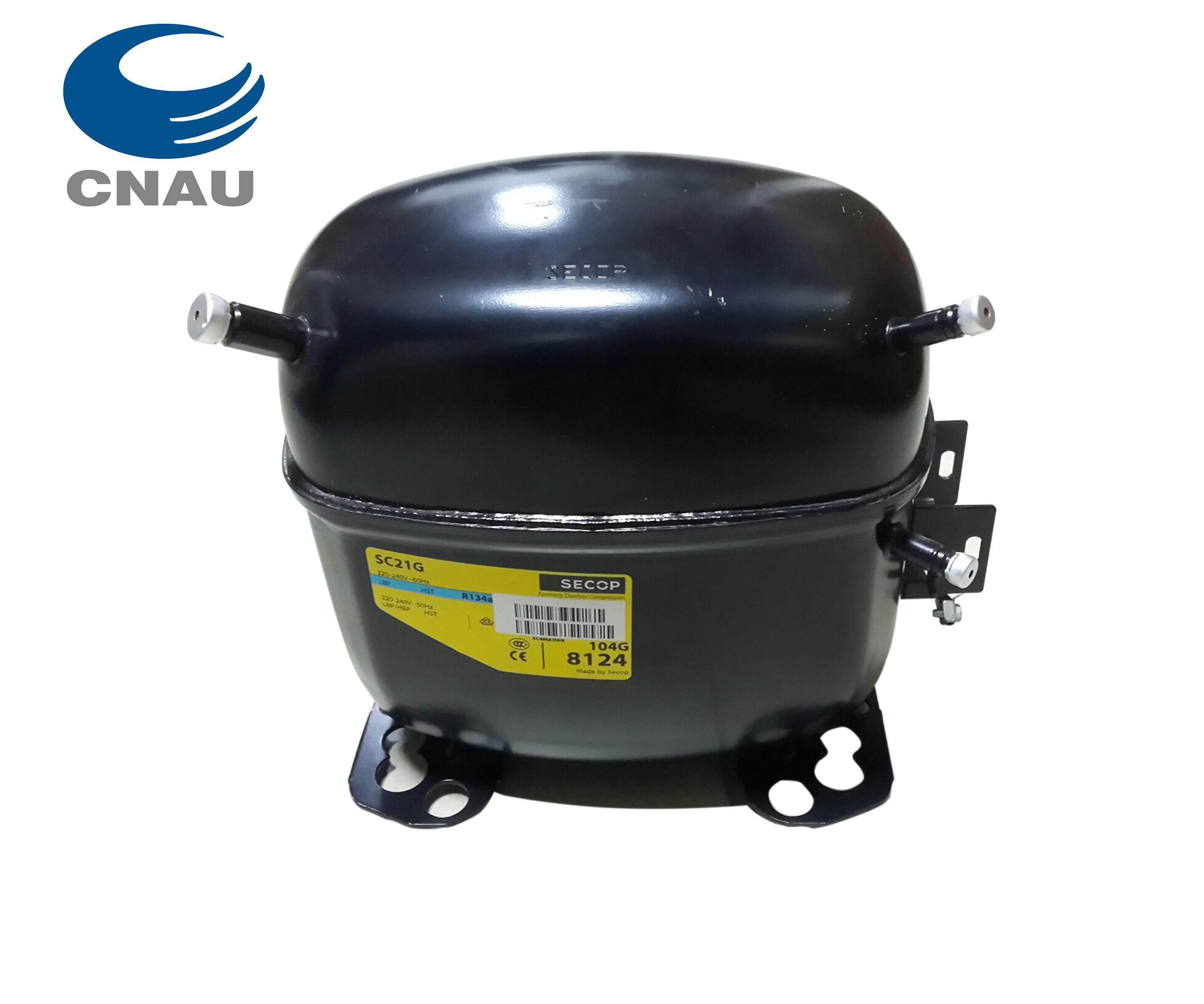 R134A Secop Refrigerator Compressor