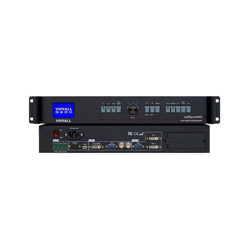 820h LED Video Processor