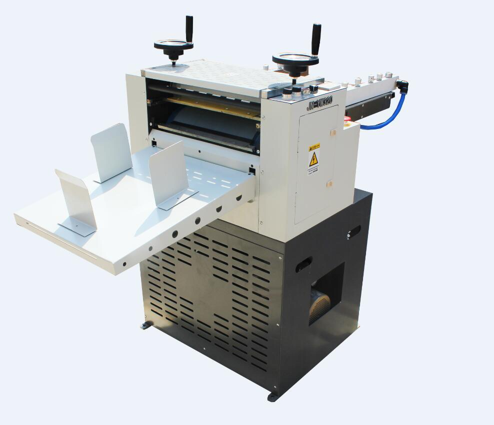 Innovo Automatic Paper Embossing Machine (ZX-320)