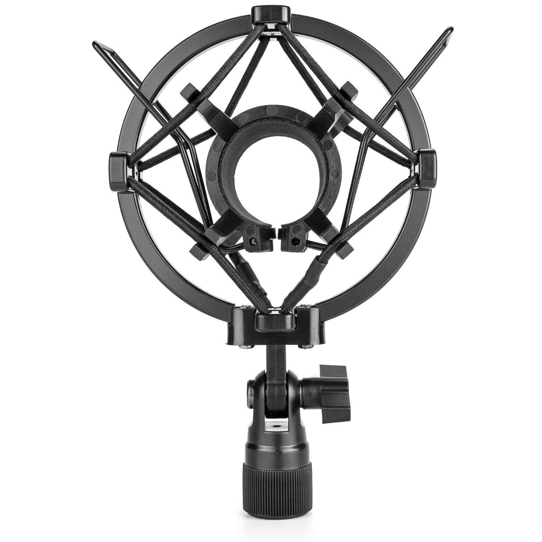 "K1 for 30-33mm (1.18"" - 1.29"") Diameter Microphones - Ideal for Radio Broadcasting Studio / Voice-Over / Sound Studio Universal Microphone Shock Mount"