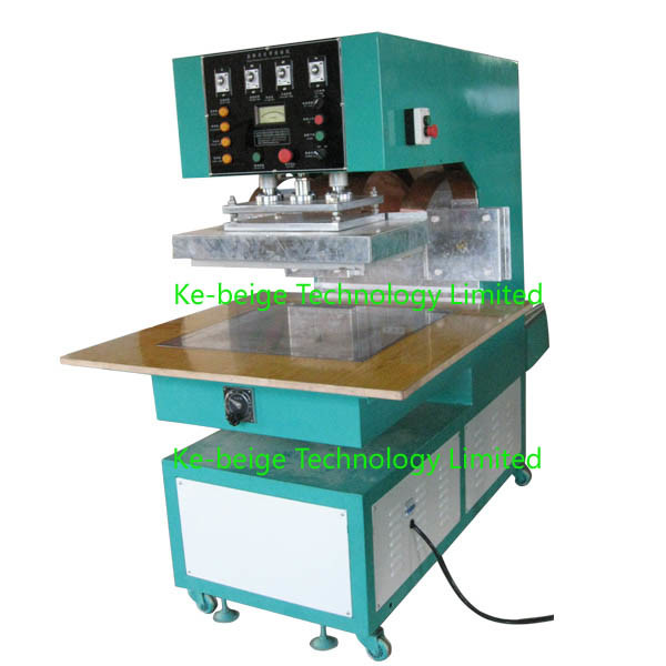 Conveyor Belt Treadmill Belt High Frequency Welding Machine for Side Wall Welding