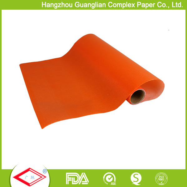 Food Grade Printed Baking Paper Hamburger/Sandwich Paper
