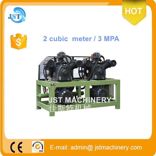 Medium Pressure Air Compressor for Pet Bottle Blowing