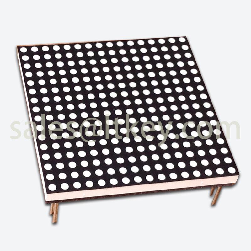 1.6 Inch 16X16 LED DOT Matrix
