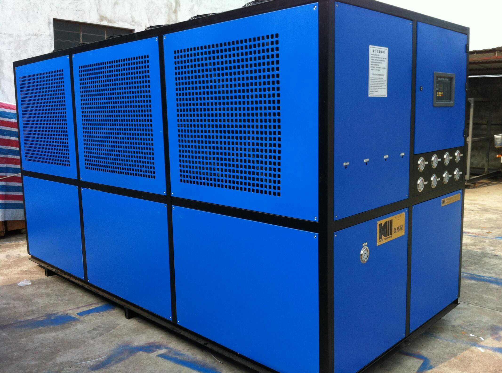 High Efficiency Air Chiller / Water Cooler