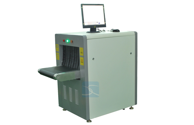 High Definition X Ray Baggage Scanner