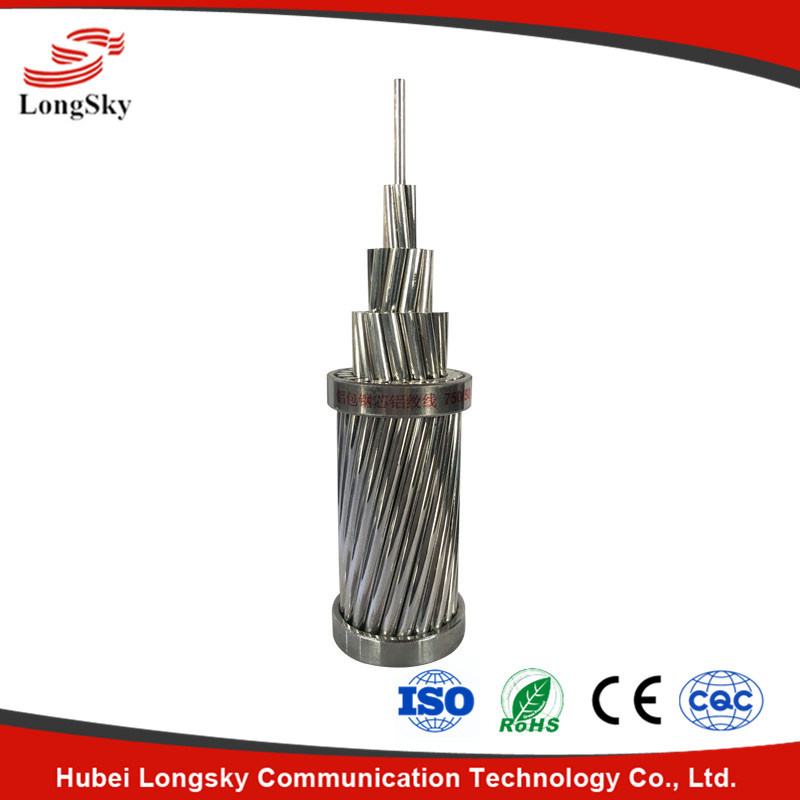 Aluminum Clad Steel Strand Wire-Acs