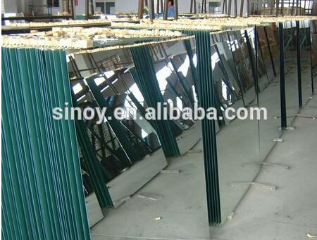 Clear Float Aluminium Mirror Sheet /Aluminum Mirror Glass /Vacuum Mirror