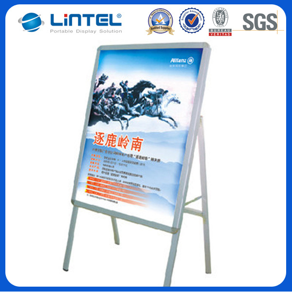 32mm Outdoor A1 Advertising Display Aluminum a Frame Board (LT-10-SR-32-A)