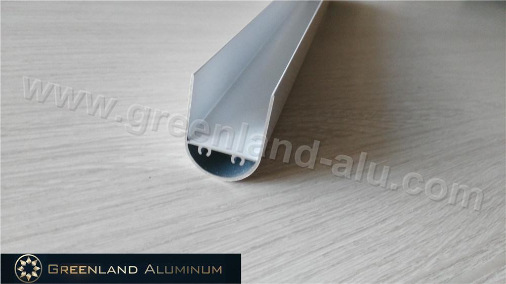 Gl1067 Bottom Tube for Roller Blind in Aluminum Profile