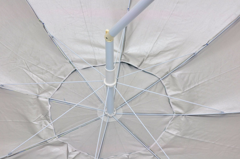 7.5 FT. Deluxe Beach Umbrella (UPF 100 with Tilt / Air Vent)