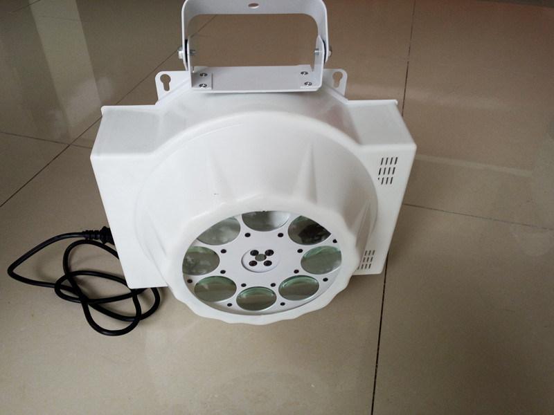 Guangzhou Hot Sale 8PCS 3W RGBW LED Moving Head Patterns Light