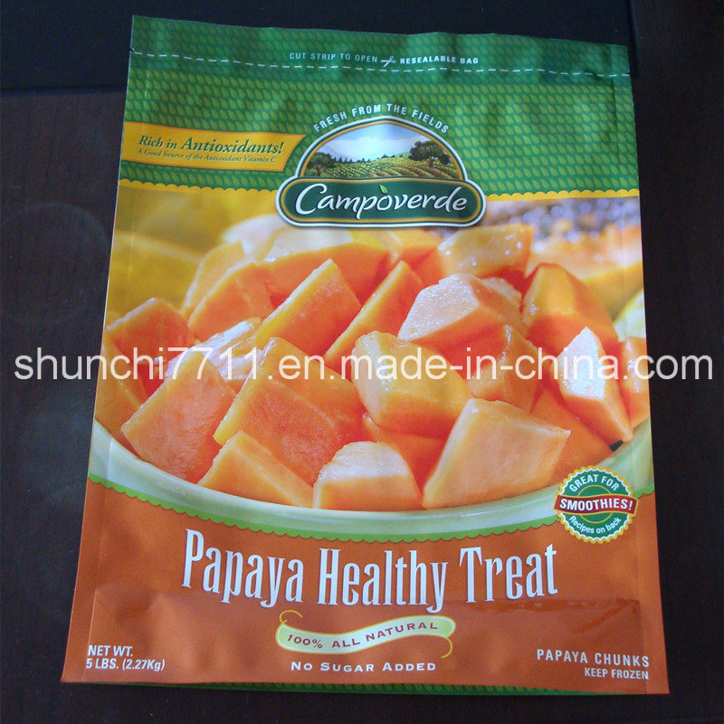 Plastic Food Packaging Bag with Printing