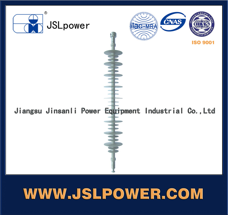 110kv HDPE Modified Polyethylene Suspension Insulator