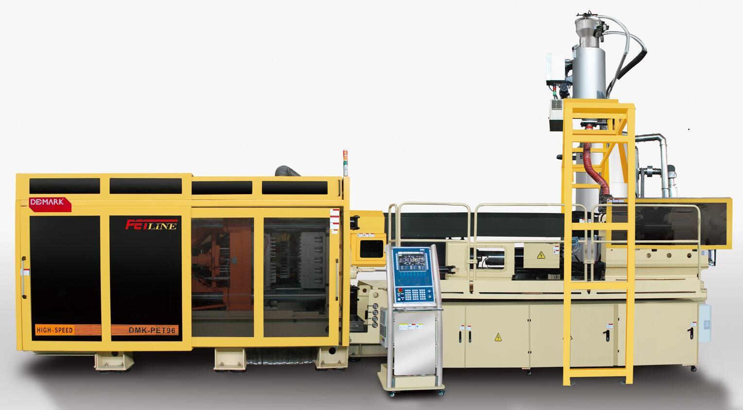 72 Cavities High Speed Plastic Pet Preform Injection Molding Machine