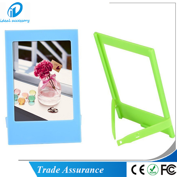 5PCS/Pack Fujifilm Instax 3inch Mini Film Stand Photo Frame