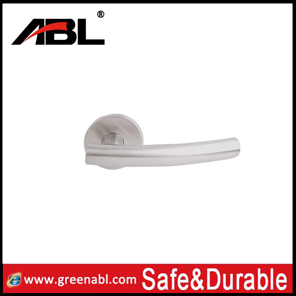 Stainless Steel Surface Door Lever Handle Dh006