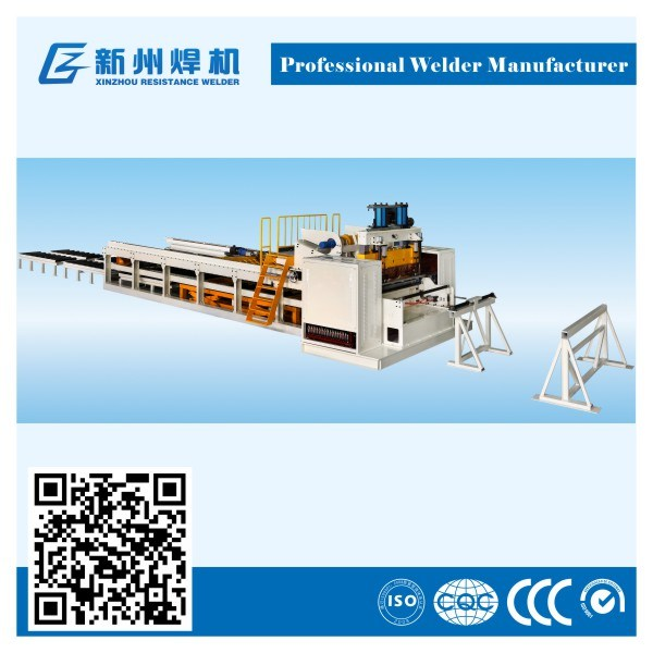 Fully Automatic Steel Grating Production Line