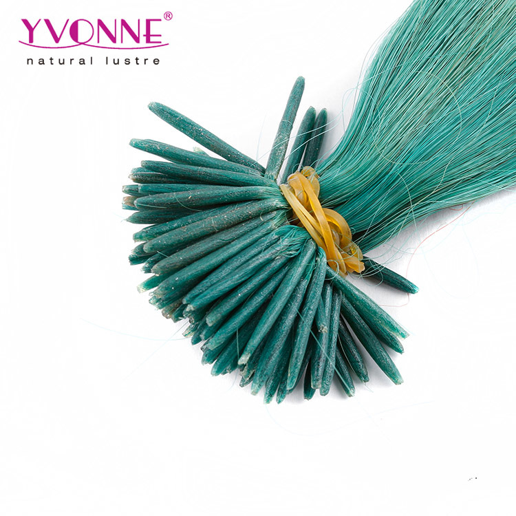 Pre-Bonded Remy Hair Extension / I-Tip Hair Extension