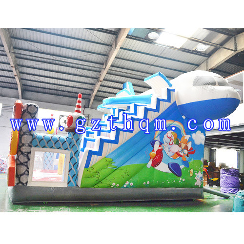 Children′s Park Space Inflatable Bouncer
