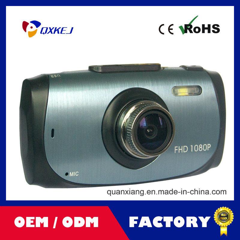 "Car Camera 2.7"" Full HD 1080P Car DVR Video Recorder Dash Cam 120 Degree Wide Angle Motion Detection Night Vision G-Sensor"
