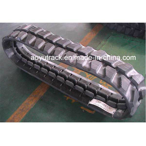 Rubber Track Size 300 X 109n X 35 for Excavator
