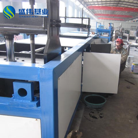 FRP Production Line Composite Pultrusion Machine